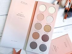 ZOEVA Basic Moment Collection | Review and Swatches - Cat's Daily Living