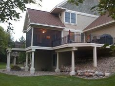 Minnesota Decks - Examples of our completed projects.