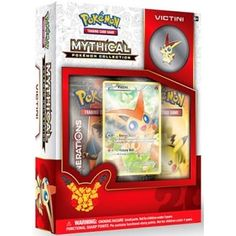 Pokemon - Mythical Collection: Victini