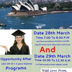 Friends if you interested to study in australia