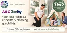 Chem-Dry to feature in Marks and Spencer magazine :: Chemdry Cleaning Quotes, Summer Fresh, How To Clean Carpet, Finding Yourself, Upholstery Cleaning, Feelings, Magazine, Magazines, Warehouse