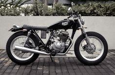 Binter Merzy KZ200 Besi Moto Project