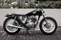 Binter Merzy KZ200 Besi Moto Project