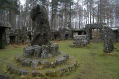 druid temple England