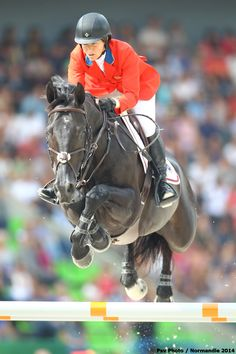 Vote for Beezie Madden to carry the US flag in the Olympic opening ceremony! Go to nbcolympics.com to vote!