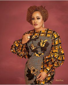2020 Latest Trending And classy Ankara Long Gowns styles For Every Lady to check stunnig styles in Vogue African Fashion Ankara, Latest African Fashion Dresses, African Print Fashion, Africa Fashion, Fashion Prints, African Prints, African Fabric, Ankara Long Gown Styles, Trendy Ankara Styles
