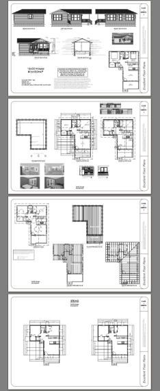 Gibraltar Tiny House DIY Plans