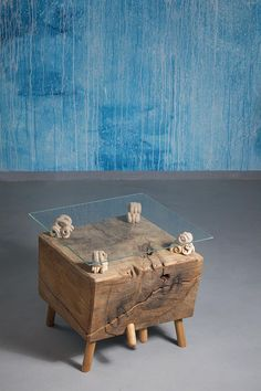 coffee table, wooden industrial, massive oak Pavlova, Industrial, Coffee, Table, Furniture, Home Decor, Kaffee, Industrial Music, Interior Design