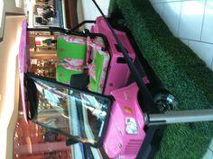 Lilly Golf Cart