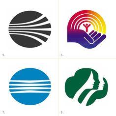 Saul Bass logos 2