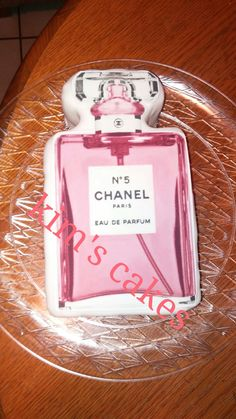 Pastel perfume