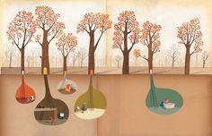 ilustrações livros infantis