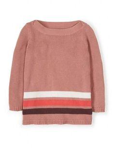 Darcy Fun Stripe Sweater