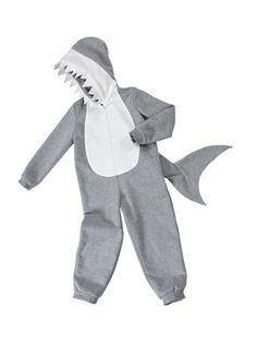 burda style, Schnittmuster für Fasching, Kinder -  Haifisch-Overall aus Sweatshirtstoff, Nr. 151 aus 01-2013 - Foto: Andreas Achmann