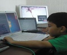 """Nov 17 - 5-Year-Old Passes Microsoft Exam. Ayan Qureshi in the computer lab he built in his home. Having passed the requisite exam last month at the age of 5 years and 11 months (or """"5.11,"""" as per his website), the UK resident is the youngest officially recognized computer specialist in the world. Ayan, who built his own home computer lab as well as his first computer network in that lab, hopes to start his own company, modeled after Silicon Valley that he would call E-Valley, reports the…"""