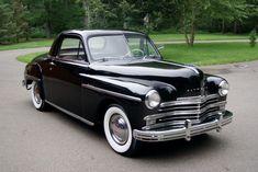 1949 Plymouth P17 Deluxe business coupe. (bringatrailer.com)