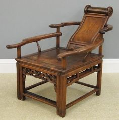 Beau Traditional Chinese Lounge Chair   Google Search