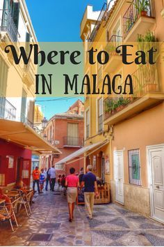 Make the most of your visit with our ultimate guide for what and where to eat in… Make the most of your visit with our ultimate guide for what and where to eat in Malaga! From breakfast to dinner, tapas… Continue reading → Malaga City, Malaga Beach, Bilbao, Spain Travel Guide, Spain And Portugal, Best Places To Eat, Summer Travel, Granada, Valencia