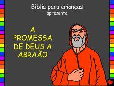 A promessa de Deus a Abraão by Cabralrocha via slideshare