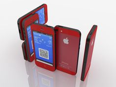 iPhone 5 in Red
