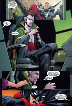 images of red robin and ras al ghul apperentice - Google Search