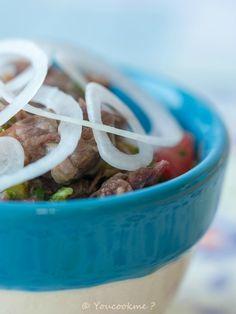 Queue de bœuf en salade – You Cook Me