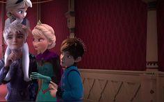 Jelsa, Elsa Y Jack Frost, Elsa Baby, Jackson Overland, Queen Elsa, Frozen Queen, Disney Princess Fashion, Disney Movies To Watch, Disney Crossovers