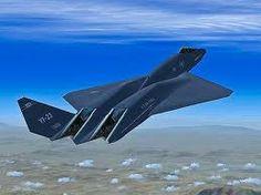 YF-23 Black Widow Fighter