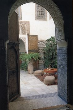moorish design | The Moroccan Interior Design Style and Islamic Architecture