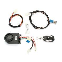 Scooters de dos vías sensores de alarma de la motocicleta de Bluetooth sistema de energía para MT100