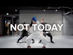 Not Today - BTS / Jane Kim Choreography - YouTube