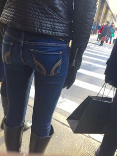 Sexy Jeans, Skinny Jeans, Sexy Women, Women Wear, Hollister Jeans, Girls Jeans, Tights, Fashion Outfits, Denim