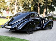 Mercedes-Benz 540 K Autobahn Kurier - Chassis: 408336 - 2008 Concorso d'Eleganza Villa d'Este Retro Cars, Vintage Cars, Mercedes Classic Cars, Mercedes Benz Maybach, Good Looking Cars, Mode Of Transport, American Muscle Cars, Motor Car, Cars And Motorcycles