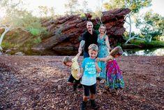 Beautiful Family Photos Tom Price WA