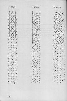 Albums archivés Yarn Thread, Thread Work, Bobbin Lace Patterns, Embroidery Patterns, Irish Crochet, Crochet Lace, Bobbin Lacemaking, Parchment Craft, Art Textile