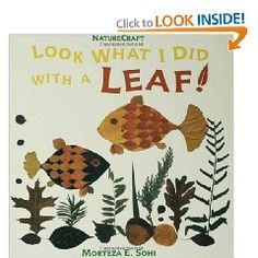 Read this book to my class and had my students collect fallen leaves from their yard. They brought them in and created animals out of leaves. Afterwards, they wrote an expository writing about how they created their animal... also spoke about ecosystems and animal adaptations. Fun interdisplinary project!!!