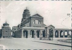 Chiesa Rossa, 1940 Foto inedita del 1940: gli alberi sembrano cespugli talmente piccoli... si vedono anche i binari del tram!