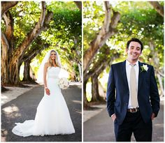 modern jewish wedding_bride and groom