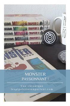 J'ai lu l'intégral de Monster, et après un démarrage lent, j'ai dévoré ce classique du manga ! Avis complet sur le blog. #monster # naokiurasawa #manga #seinen #chroniquelitteraire