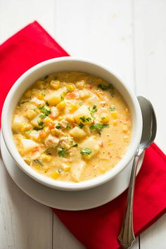 Chipotle Corn Chowder | 1 of 10 best corn recipes