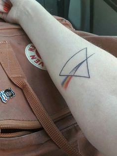 Iphone Wallpapers Dark - The dark side of the moon tattoo - Alas Tattoo, I Tattoo, Cool Tattoos, Tatoos, Stuff And Thangs, Pink Floyd, Dark Side, Tatting, Piercings