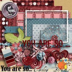 You are so... - $1.79 : Caroline B., My Magic World of Digital Design