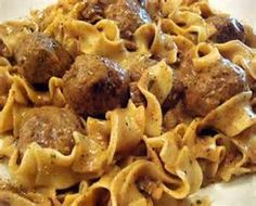 Weight Watchers Recipes - Swedish Meatballs
