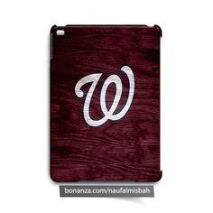 Washington Nationals Custom iPad Air Mini 2 3 4 Case Cover - Cases, Covers & Skins