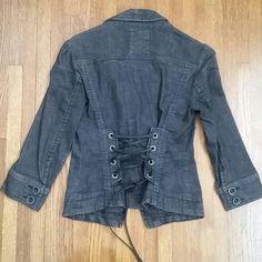 "Selling this ""Miss Sixty denim Jacket"" in my Poshmark closet! My username is: janeenieb. #shopmycloset #poshmark #fashion #shopping #style #forsale #Miss Sixty #Jackets & Blazers"