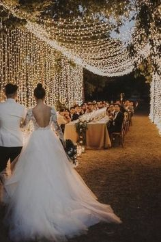 Wedding dinner music gives the atmosphere to the whole event. Check the list, including some latest 2020 wedding dinner songs! Wedding Ceremony Ideas, Outdoor Wedding Decorations, Wedding Venues, Wedding Photos, Outdoor Wedding Lights, Wedding Lighting, Outdoor Weddings, Outdoor Night Wedding, Wedding Locations