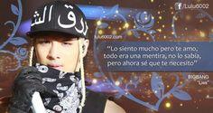 Frases de BIGBANG ~ lulu6002 | Frases de Doramas | Frases KPOP | Frases de Libros