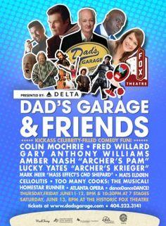 GIVEAWAY: My Dad's Garage and Friend's Date Night   Macaroni Kid