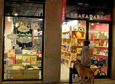Librería Abracadabra (Bartzelona / Donosti)