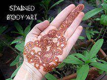 http://www.stainedbodyart.com/ Jacobean Fantasy henna #jacobean #henna #mehndi  #tampa #florida
